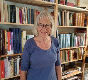 De boekbinder, eigenaar van boekbinderij De Boeckenherrebergh